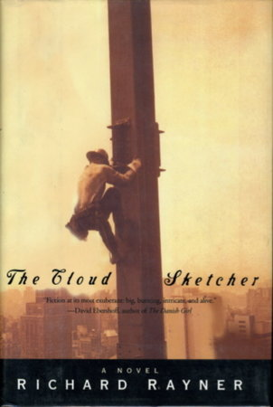 THE CLOUD SKETCHER. by Rayner, Richard.