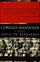 CORELLI'S MANDOLIN by de Bernieres, Louis