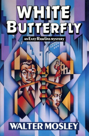 WHITE BUTTERFLY by Mosley, Walter