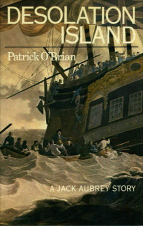 DESOLATION ISLAND by O'Brian, Patrick