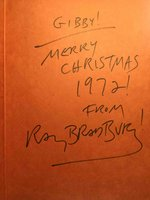 THE HALLOWEEN TREE. by Bradbury, Ray.
