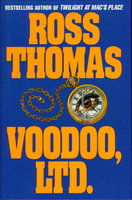 VOODOO, LTD. by Thomas, Ross (1925 -1995)