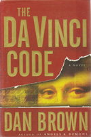 THE DA VINCI CODE. by Brown, Dan.