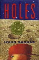 HOLES. by Sachar, Louis.