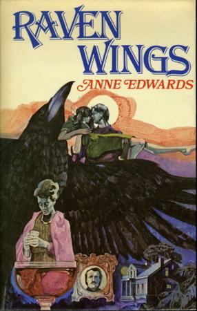 RAVEN WINGS. by Edwards, Anne.