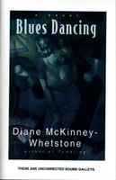 BLUES DANCING. by McKinney-Whetstone, Diane.
