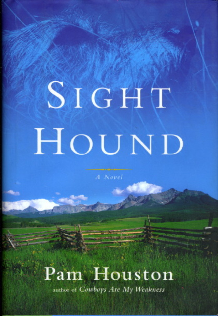 Book cover picture of Houston, Pam. SIGHT HOUND. New York: Norton, (2004.)