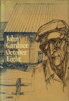 OCTOBER LIGHT. by Gardner, John.