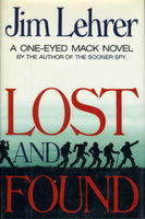 LOST AND FOUND. by Lehrer, Jim.