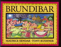 BRUNDIBAR by Sendak, Maurice (illustrator) & Kushner, Tony.