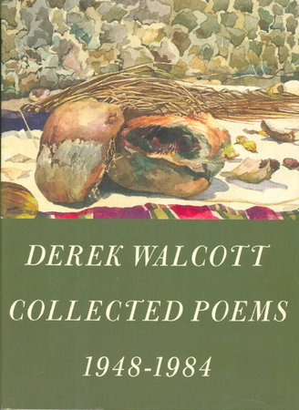 COLLECTED POEMS, 1948 - 1984. by Walcott, Derek.