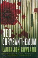 RED CHRYSANTHEMUM. by Rowland, Laura Joh.