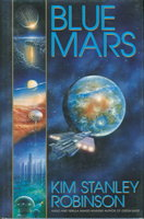 BLUE MARS. by Robinson, Kim Stanley