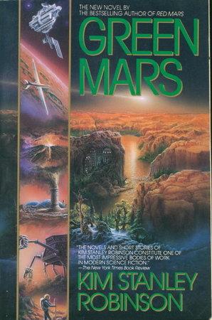 GREEN MARS by Robinson, Kim Stanley