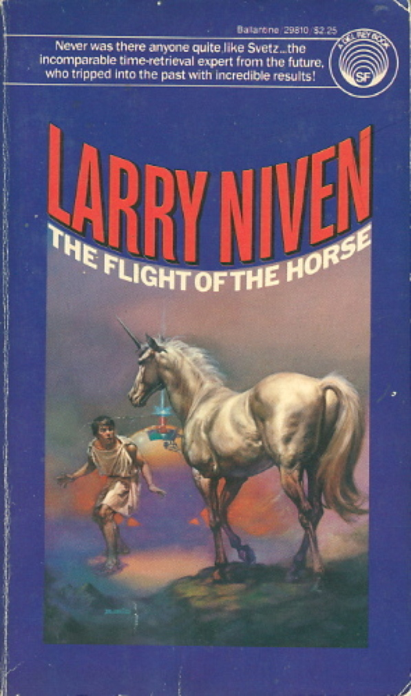 NIVEN, LARRY. - THE FLIGHT OF THE HORSE.