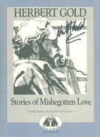 STORIES OF MISBEGOTTEN LOVE / ANGEL ON MY SHOULDER. by Gold, Herbert / Don Asher