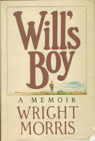 WILL'S BOY: A Memoir. by Morris, Wright.