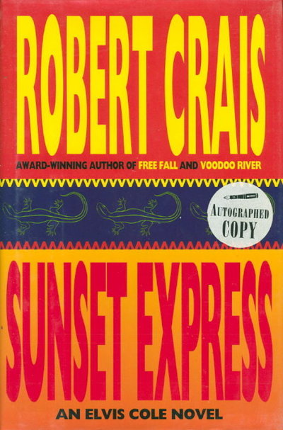 SUNSET EXPRESS. by Crais, Robert