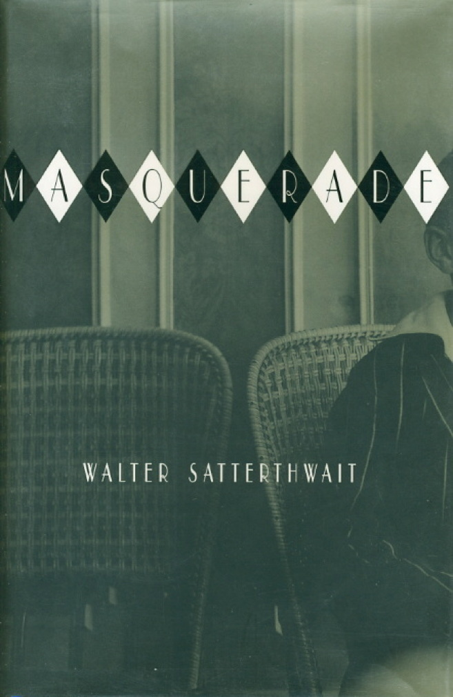 Book cover picture of Satterthwait, Walter. MASQUERADE. New York: St Martin's, (1998.)