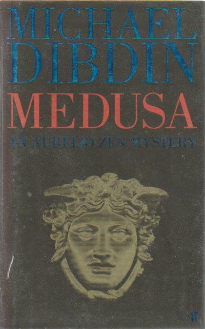 MEDUSA. by Dibdin, Michael.