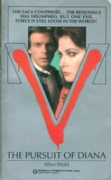 V:THE PURSUIT OF DIANA. by [V series, originated by A. C. Crispin] Wold, Allen .