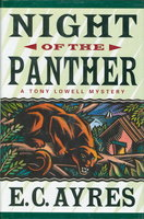 NIGHT OF THE PANTHER. by Ayres, E. C.