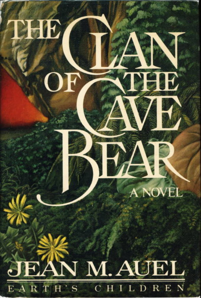 The Clan Of The Cave Bear By Auel Jean M Bookfever Com
