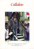 CALLALOO: Callaloo Volume 20, Number 4 Fall 1997: Eric Williams and the Postcolonial Caribbean. by [Williams, Eric, 1911-1981.] Rowell, Charles H. , editor; Sandra Pouchet Paquet, guest editor, George Lamming, signed.