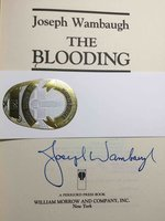 THE BLOODING. by Wambaugh, Joseph.