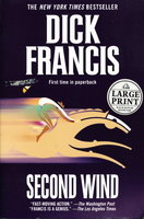 SECOND WIND. by Francis, Dick.