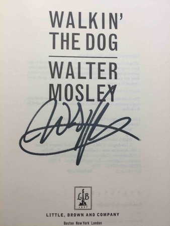 WALKING THE DOG by Mosley, Walter