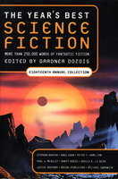 THE YEAR'S BEST SCIENCE FICTION: Eighteenth (18th) Annual Collection. by [Anthology, signed] Dozois, Gardner (editor); Charles Stross, Nancy Kress, Susan Palwick, Michael Swanwick, Tananarive Due, signed; Robert Charles Wilson, Alastair Reynolds, Ursula K. Le Guin, Lucius Shepard, John Kessel,and others (contributors)