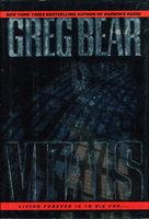 VITALS. by Bear, Greg.