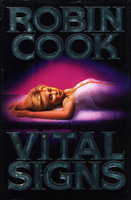 VITAL SIGNS. by Cook, Robin.