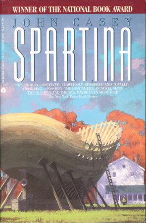 SPARTINA. by Casey, John.