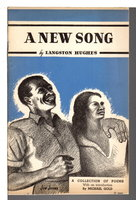 A NEW SONG. by Hughes, Langston.