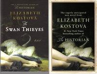 THE SWAN THIEVES. by Kostova, Elizabeth.