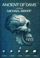 ANCIENT OF DAYS. by Bishop, Michael.