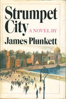 STRUMPET CITY. by Plunkett, James.