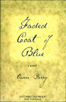 FADED COAT OF BLUE. by Parry, Owen.