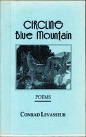CIRCLING BLUE MOUNTAIN. by Levasseur, Conrad.