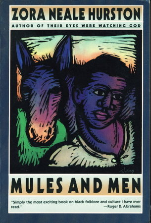 MULES AND MEN. by Hurston, Zora Neale