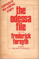 THE ODESSA FILE by Forsyth, Frederick