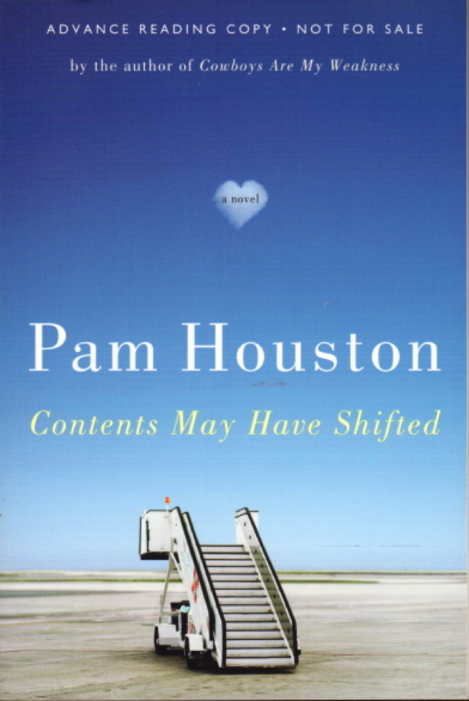 HOUSTON, PAM. - CONTENTS MAY HAVE SHIFTED.