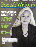 POETS & WRITERS MAGAZINE: Volume 31, Issue 5. Sept / Oct 2003 by Eiben, Therese, editor. Maxine Hong Kingston, signed.