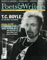 POETS & WRITERS MAGAZINE: Volume 31, Issue 2. March / April 2003 by Eiben, Therese, editor. T. C. Boyle, signed.