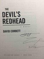 THE DEVIL'S REDHEAD. by Corbett, David.