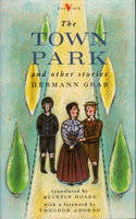 THE TOWN PARK: And Other Stories. by Grab, Hermann.