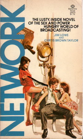 NETWORK. by Lowe, Jim and Curtis Brown Taylor.