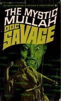 THE MYSTIC MULLAH: A Doc Savage Adventure, #9. by Robeson, Kenneth.